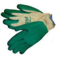 Handschoen groen M-grip