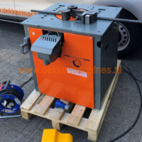 COMBI knip- en buigmachine